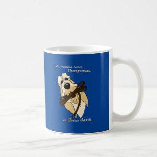 Spinone Italiano – Therapeut Kaffemugg
