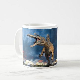 Spinosaurus spring kaffemugg