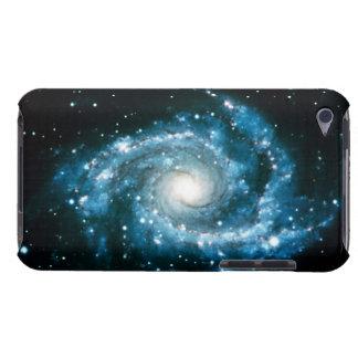 Spiral astronomi för galaxstjärnarymden iPod Case-Mate fodral