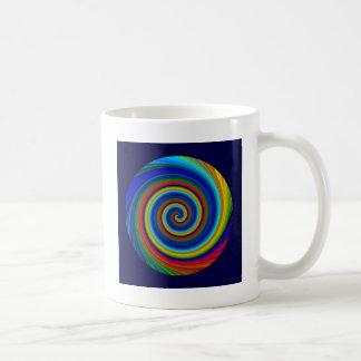 Spiral Blur Kaffemugg