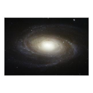 Spiral galax M81 Fototryck