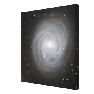 Spiral galax NGC 4921 Canvastryck