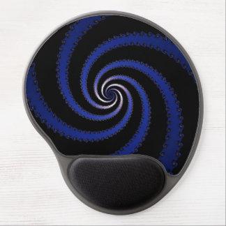 Spiral Gel Mousepad Gelé Musmattor