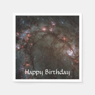 Spiral NASA för galax M83 Pappersservett