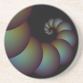 Spiral Sphereskustfartyg Underlägg