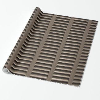 Spisgaller för metallluftintag presentpapper