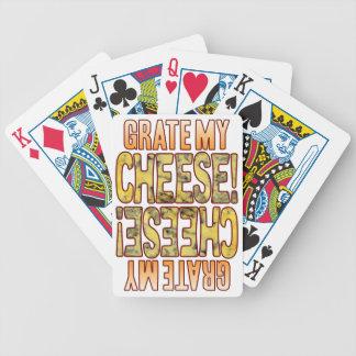 Spisgaller min ädelost spelkort