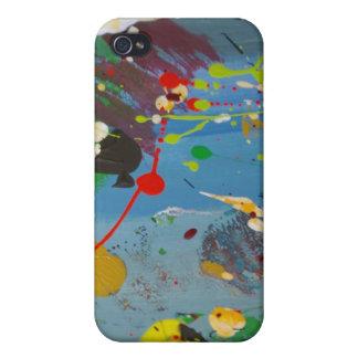 Splatter mig detta iPhone 4 cases