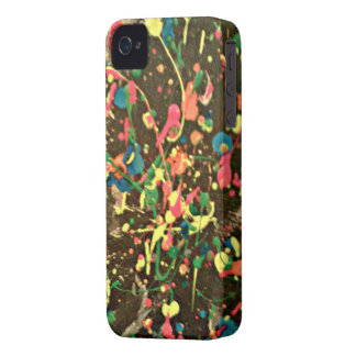 Splickity Splat blackberry boldfodral Case-Mate iPhone 4 Fodral
