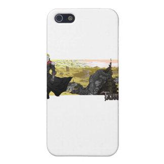 Splittrade drömmar iPhone 5 hud