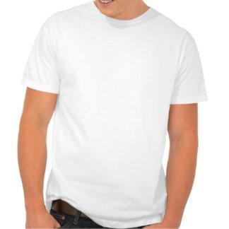 Spökat sjukhus tee shirts