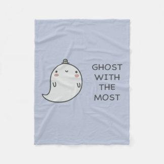 Spöke med mest fleecefilt