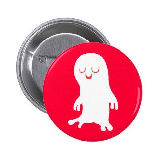 Spöke Standard Knapp Rund 5.7 Cm