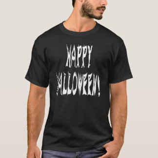 SpökeHalloween text Tee