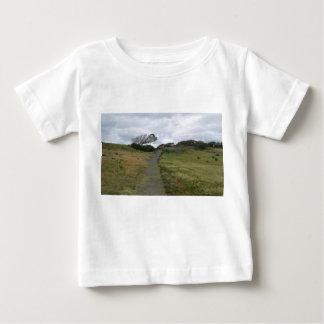 Spöklik strandplats! t-shirt