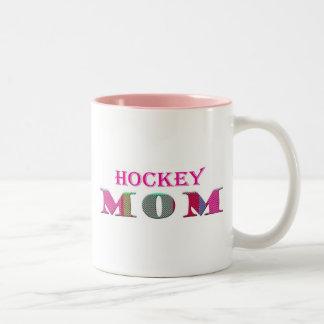 """""""sport"""" mamma - mer tillgängliga sportaktiviteter Två-Tonad mugg"""