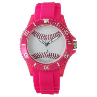Sportig klocka för baseball