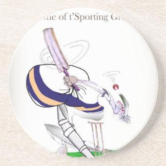 Sportsliga underbarer för kärlekYorkshire syrsa ' Underlägg Sandsten