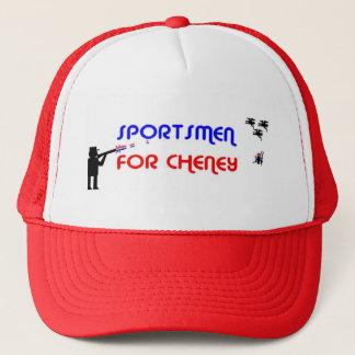 Sportsman för Cheney Truckerkeps