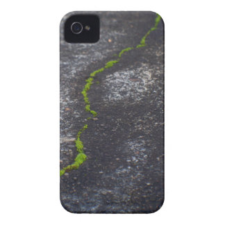 Spricka 4/4s BarelyThere Case-Mate iPhone 4 Fodral