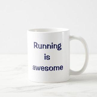 Spring är enormt kaffemugg