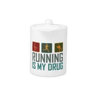 Spring är min drog