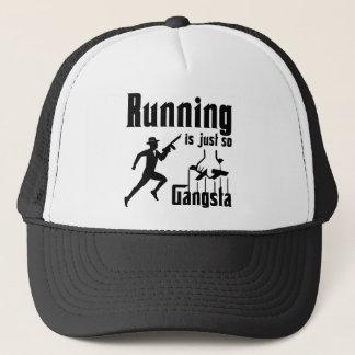 Spring är så Gangsta Truckerkeps