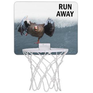 Springa bort Mini-Basketkorg