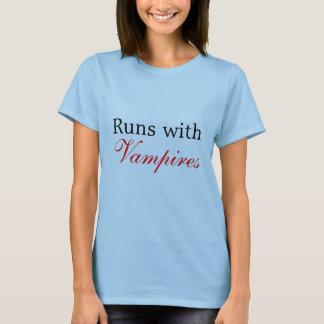 Springor med, vampyrer tee