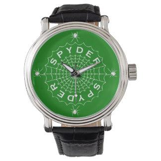 Spyder klockagrönt armbandsur