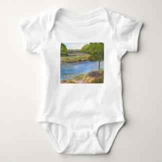 squamscottflod på newfields juli 31 2015 t-shirts