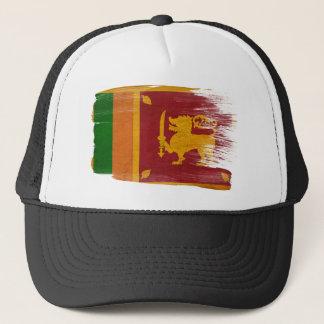 Sri Lanka flaggatruckerkeps Keps