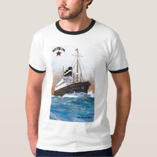 SS Belgenland T-shirts
