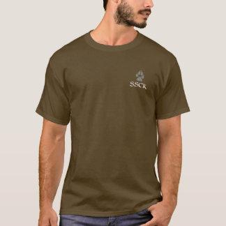 SSCK T-shirt mörk
