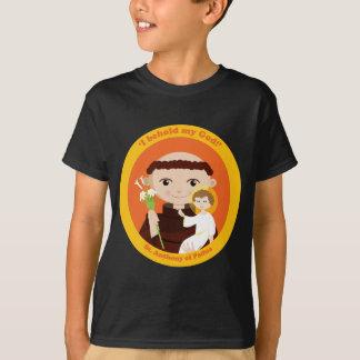 St Anthony av Padua T Shirt