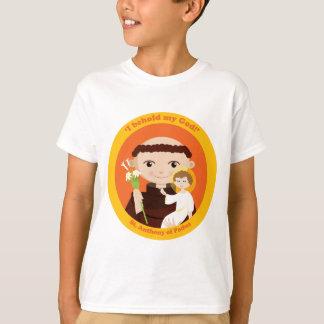 St Anthony av Padua T Shirts