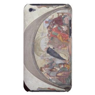St Anthony som ut kör spelarna (frescoen) Case-Mate iPod Touch Fodral