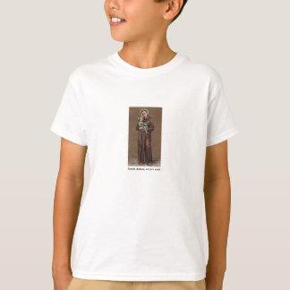 St Anthony utslagsplatsskjorta - latin T Shirts