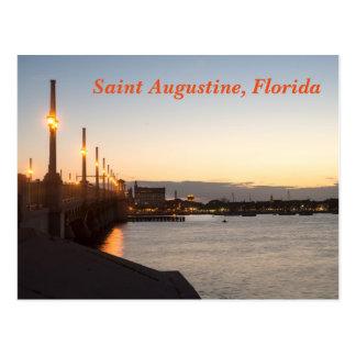 St Augustine Florida Vykort