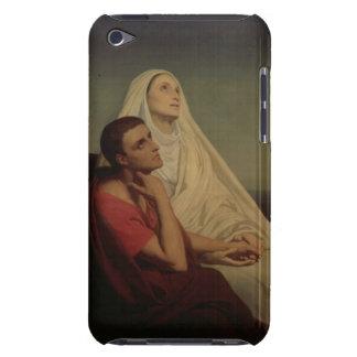 St Augustine och hans morSt. Monica, 1855 iPod Case-Mate Fodral