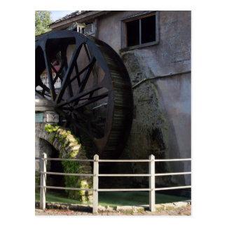 St Augustine Watermill Vykort