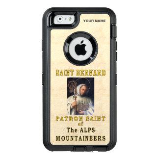 St Bernard (skyddshelgon av bergsbestigare) OtterBox iPhone 6/6s Fodral