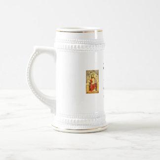 St. Brigid av Irland Stein/mugg Sejdel