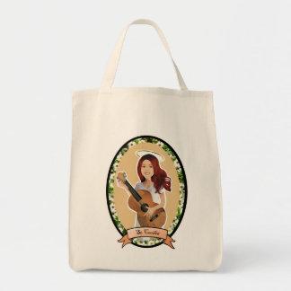 St Cecilia hänger lös den återvinningsbara totot Tygkasse