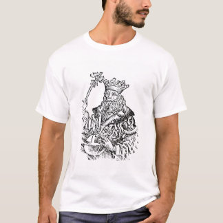 St Charles från 'Liber Chronicarum T-shirts