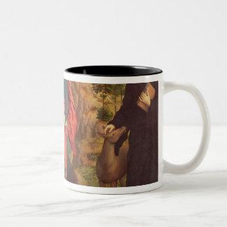 St Christopher 1484 Två-Tonad Mugg