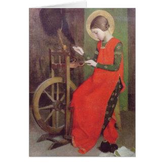 St Elizabeth av Ungern av Marianne fyller på med Hälsningskort