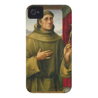 St Francis av Assissi, c.1490 (tempera på panel) iPhone 4 Fodraler