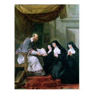 St. Francois de Sale Ge härska Vykort