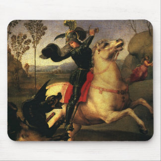 St George som slåss draken, Raphael, Raffaello Musmatta
